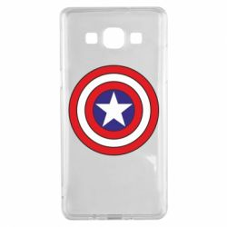 Чехол для Samsung A5 2015 Captain America