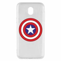 Чехол для Samsung J5 2017 Captain America
