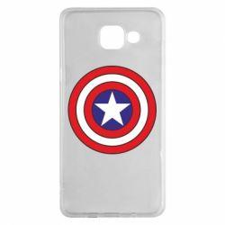 Чехол для Samsung A5 2016 Captain America