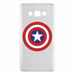 Чехол для Samsung A7 2015 Captain America