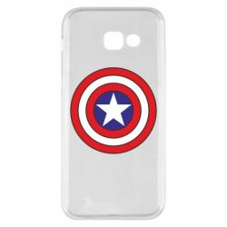 Чехол для Samsung A5 2017 Captain America