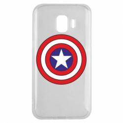 Чехол для Samsung J2 2018 Captain America