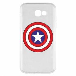 Чехол для Samsung A7 2017 Captain America