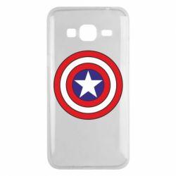 Чохол для Samsung J3 2016 Captain America