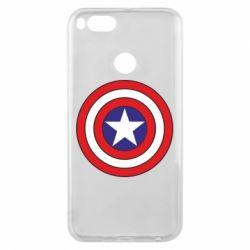 Чехол для Xiaomi Mi A1 Captain America
