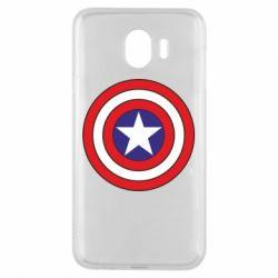 Чохол для Samsung J4 Captain America