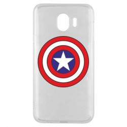 Чехол для Samsung J4 Captain America