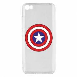 Чехол для Xiaomi Mi5/Mi5 Pro Captain America