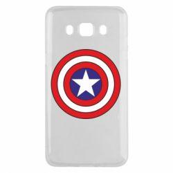 Чехол для Samsung J5 2016 Captain America
