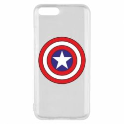 Чехол для Xiaomi Mi6 Captain America