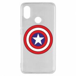 Чехол для Xiaomi Mi8 Captain America