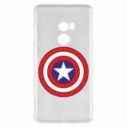 Чехол для Xiaomi Mi Mix 2 Captain America