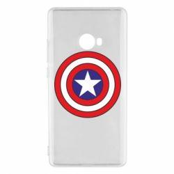 Чехол для Xiaomi Mi Note 2 Captain America