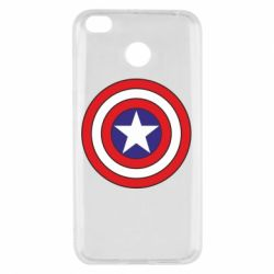 Чехол для Xiaomi Redmi 4x Captain America