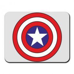Коврик для мыши Captain America - FatLine