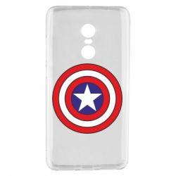 Чехол для Xiaomi Redmi Note 4 Captain America