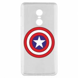 Чехол для Xiaomi Redmi Note 4x Captain America