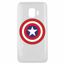 Чохол для Samsung J2 Core Captain America