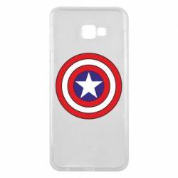 Чехол для Samsung J4 Plus 2018 Captain America