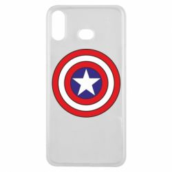 Чохол для Samsung A6s Captain America