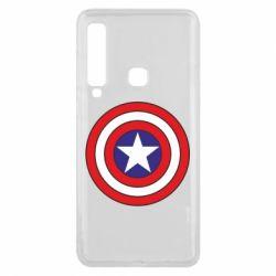 Чехол для Samsung A9 2018 Captain America