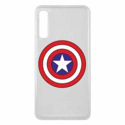 Чехол для Samsung A7 2018 Captain America