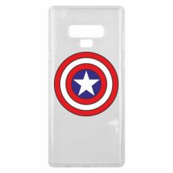 Чохол для Samsung Note 9 Captain America