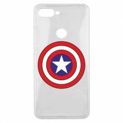 Чехол для Xiaomi Mi8 Lite Captain America