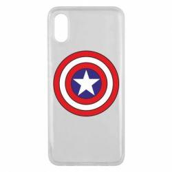 Чехол для Xiaomi Mi8 Pro Captain America