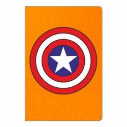 Блокнот А5 Captain America