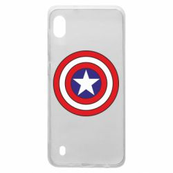 Чехол для Samsung A10 Captain America