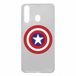 Чехол для Samsung A60 Captain America