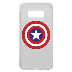 Чехол для Samsung S10e Captain America