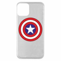 Чехол для iPhone 11 Captain America