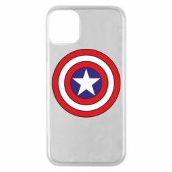 Чохол для iPhone 11 Pro Captain America