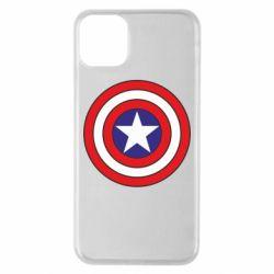 Чехол для iPhone 11 Pro Max Captain America