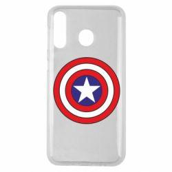 Чехол для Samsung M30 Captain America