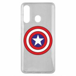 Чохол для Samsung M40 Captain America