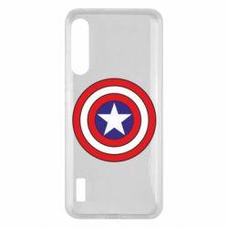 Чохол для Xiaomi Mi A3 Captain America