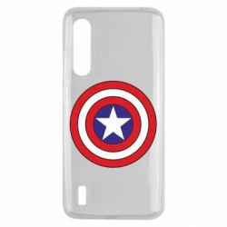 Чехол для Xiaomi Mi9 Lite Captain America