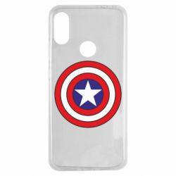 Чехол для Xiaomi Redmi Note 7 Captain America