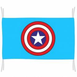 Флаг Captain America