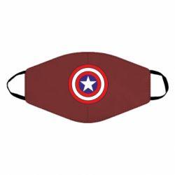 Маска для обличчя Captain America
