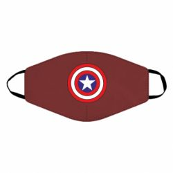Маска для лица Captain America