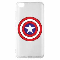 Чехол для Xiaomi Redmi Go Captain America