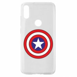 Чехол для Xiaomi Mi Play Captain America