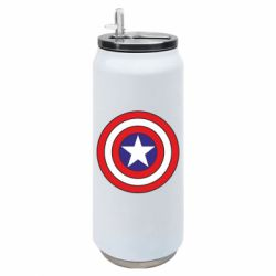 Термобанка 500ml Captain America