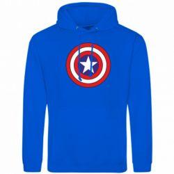 Мужская толстовка Captain America - FatLine