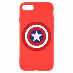 Чохол для iPhone 8 Captain America