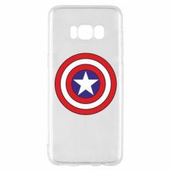 Чехол для Samsung S8 Captain America